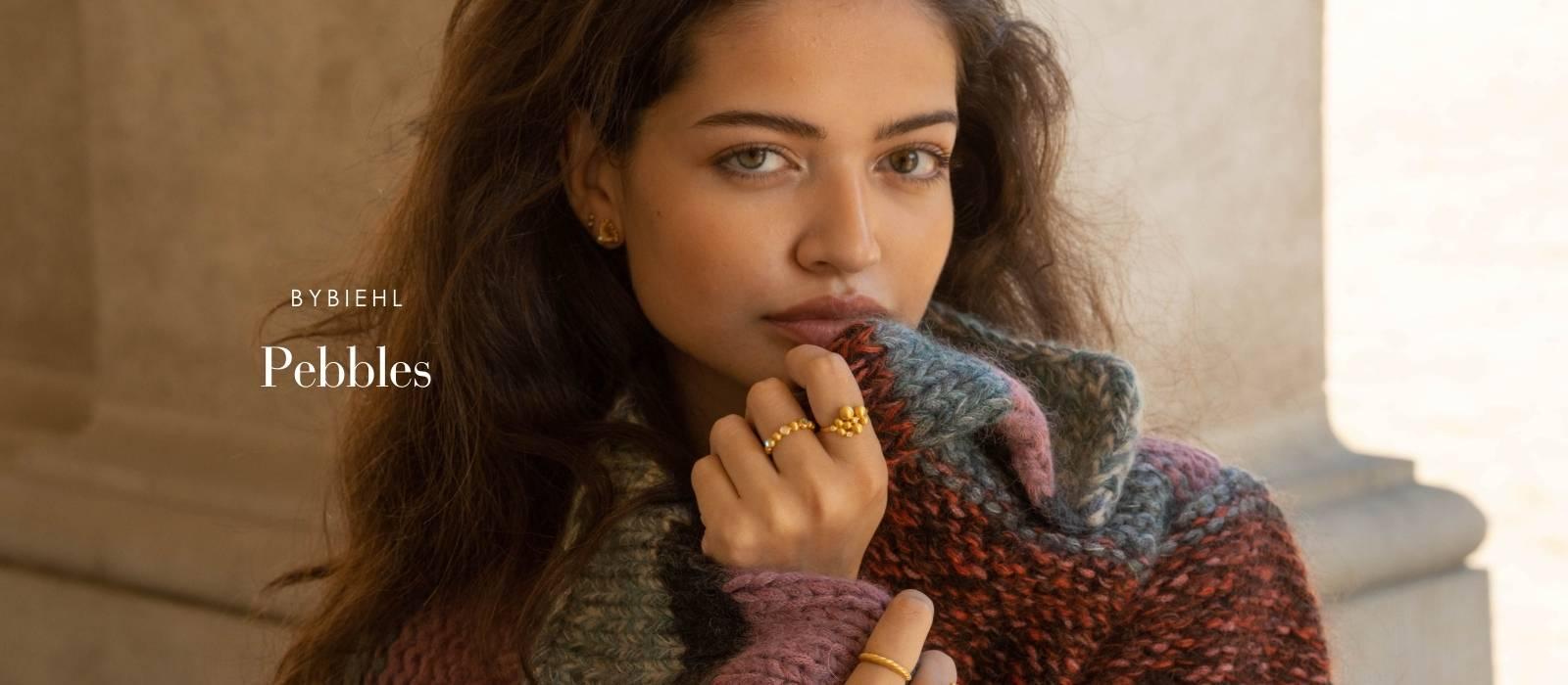 100% resirkulerte smykker fra byBiehl